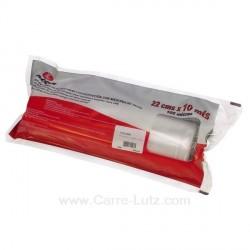 Bobine sac de congélation largeur 22 cm