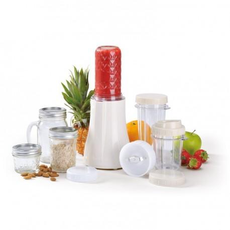 Personal Blender - Robot-mixeur ultra rapide PB350 avec pots en verre