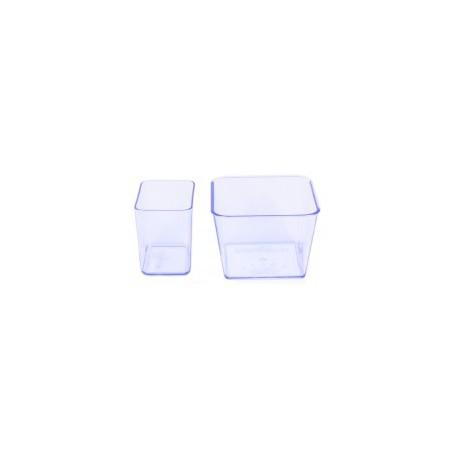 Jeu de bacs en plastique pour extracteur Angel 5500 et 8500