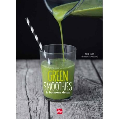 Green smoothies et boissons détox La Plage Marie Grave