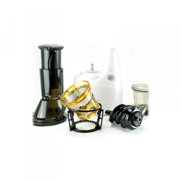 achetez extracteur de jus kuvings b9400 blanc pas cher. Black Bedroom Furniture Sets. Home Design Ideas