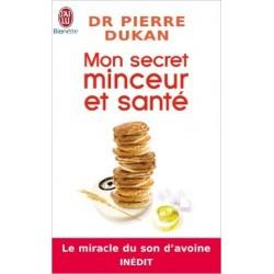 """Livre Dukan """"Mon secret minceur et santé """""""