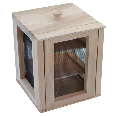 FROMAGER DE TABLE 2 CLAIES 3 NIVEAYX 20 X 20 24 cm