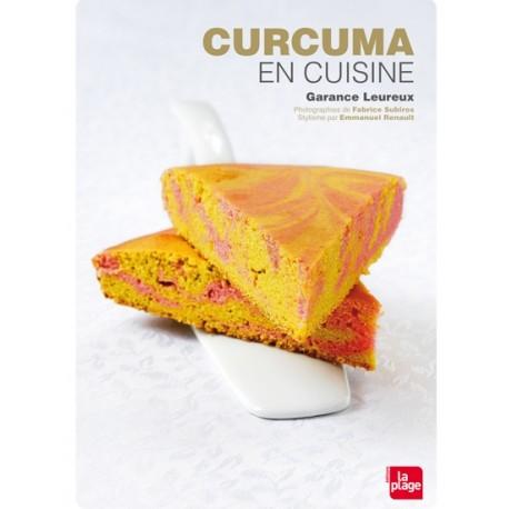 Livre Curcuma en cuisine