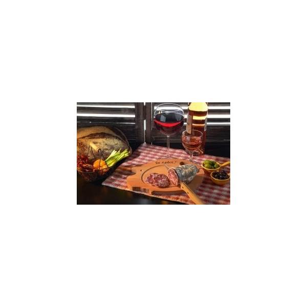 Achetez planche saucisson cochon pas cher - Planche a decouper saucisson ...