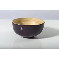 Tien - Bol ø 14cm prune