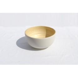 Tien - Bol ø 14 cm blanc mat