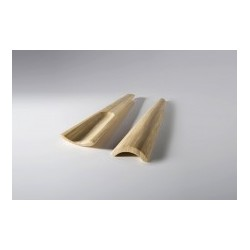 TIA - Paire de couverts medium 25 cm