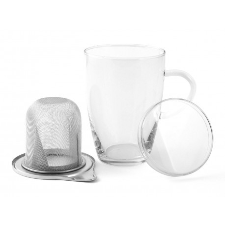 SET TASSE A THE EN VERRE