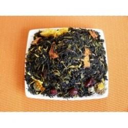 Thé noir bio jardin exotique