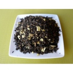 Thé noir bio Pu Erh orange