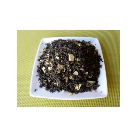 Thé noir bio Pu Erh orange