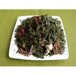 Thé vert bio des géishas