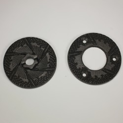 Meules pour moulin Diamant D525 Taille 16/17