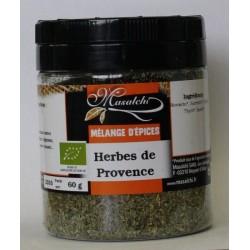 Herbes de provence bio 60 g