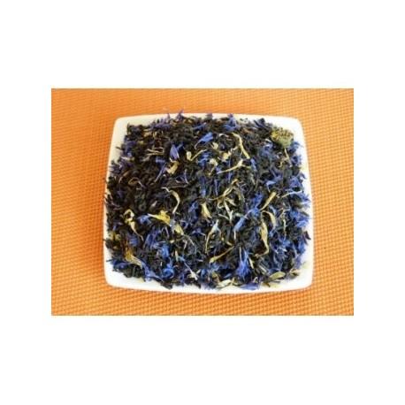 Thé noir bio Earl Grey Bleu