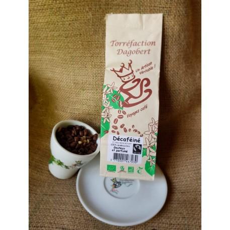 CAFE BIO DECAFEINE GRAIN