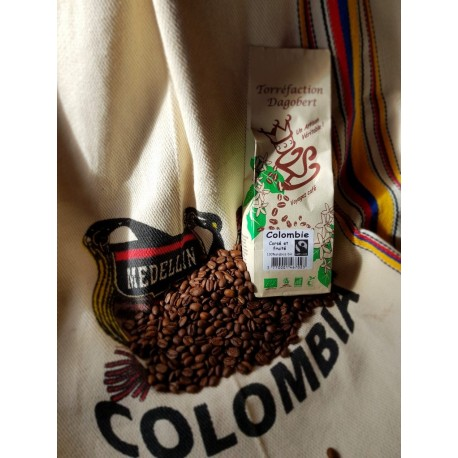 colombie bio grains 250 gr