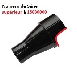 CONE BROYEUR JAZZ MAX TARRIERE NOIRE SERIE SUP A 15030000