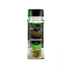 Cardamome vert gousse pot de 25 g