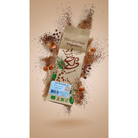 CAFE BIO HONDURAS 250 gr - DOUX ET TRES PARFUME