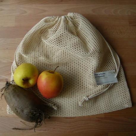Filet à Fruits et légumes taille L