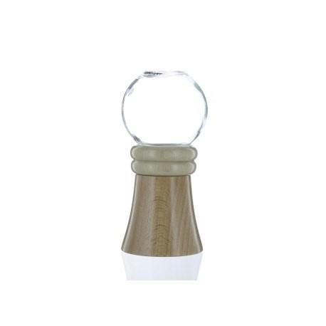 Moulin Globe anneau naturel