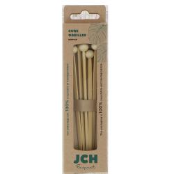 Lot de 5 cure-oreilles en bambou