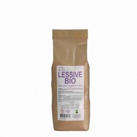 Lessive Poudre bio lavandin 1 kg
