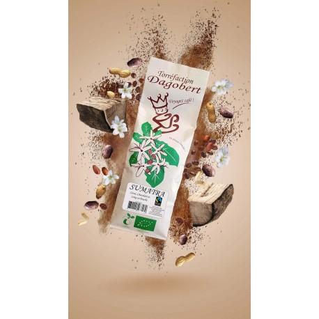 Café grain Sumatra 500 Gr