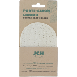 Porte savon Loofah