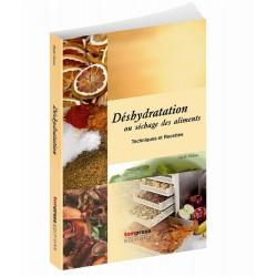 Livre Déshydratation ou séchage des aliments