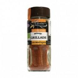 Grillade mélange poudre 40 gr