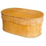 Boîte à pain ovale 39 x 18 cm
