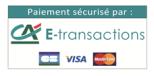 paiement securisé CA e-transactions