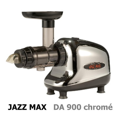 Extracteur Jazz Max DA 900 Chromé