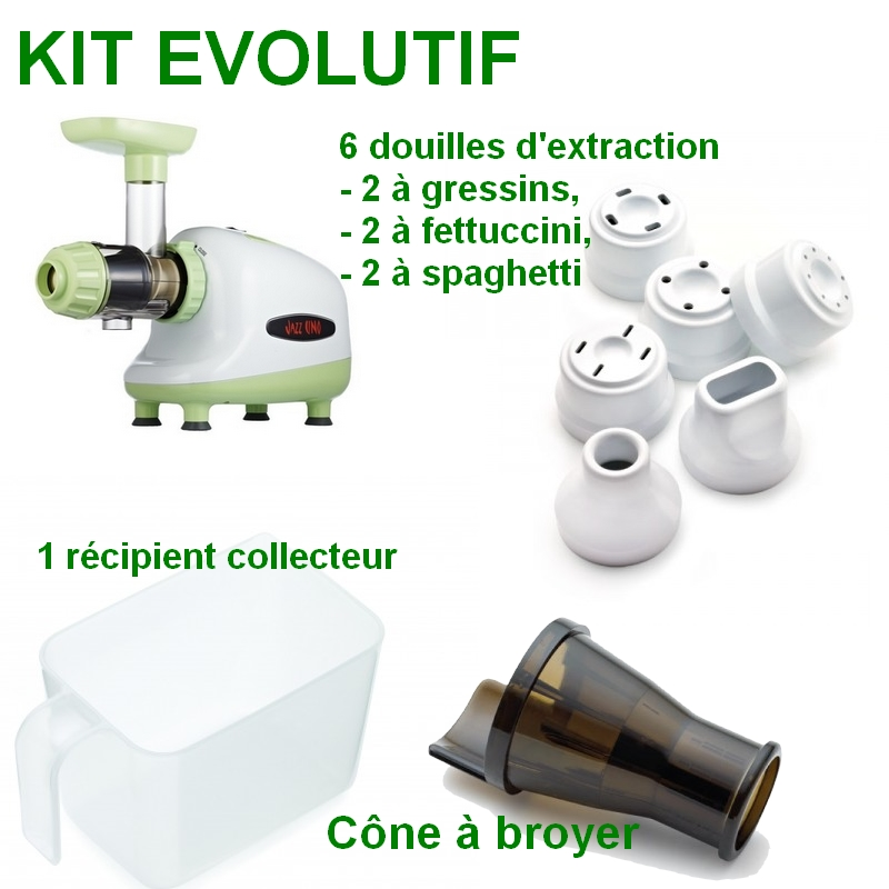 Kit evolutif Jazz Uno