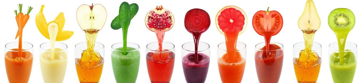 Les meilleurs jus de fruits avec les meilleurs extracteur de jus du moment