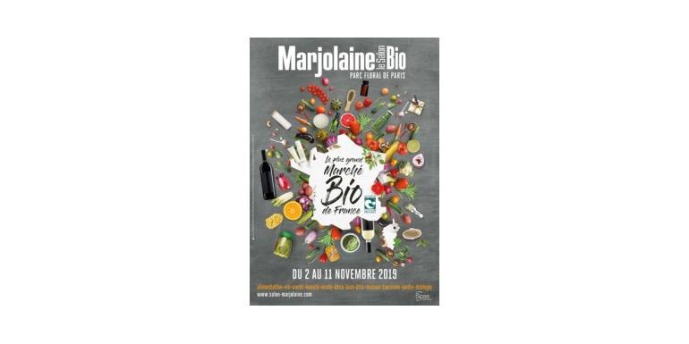 Salon Marjolaine Parc Floral Paris 2019