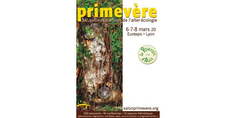 Salon Primevère Eurexpo Lyon 2020