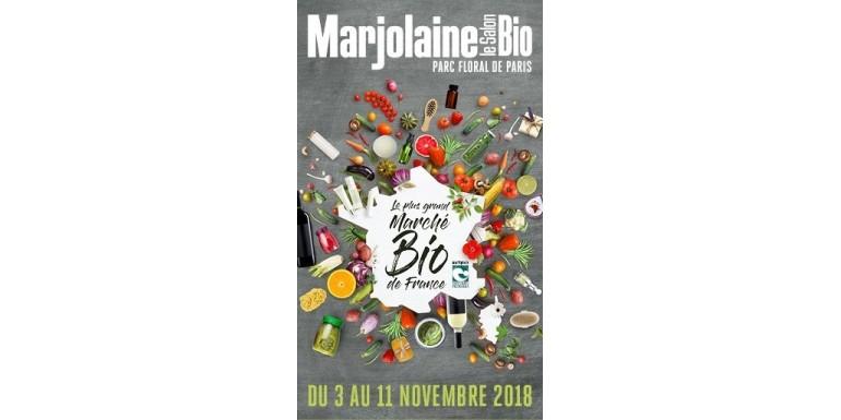 Salon Marjolaine Parc Floral Paris 2018