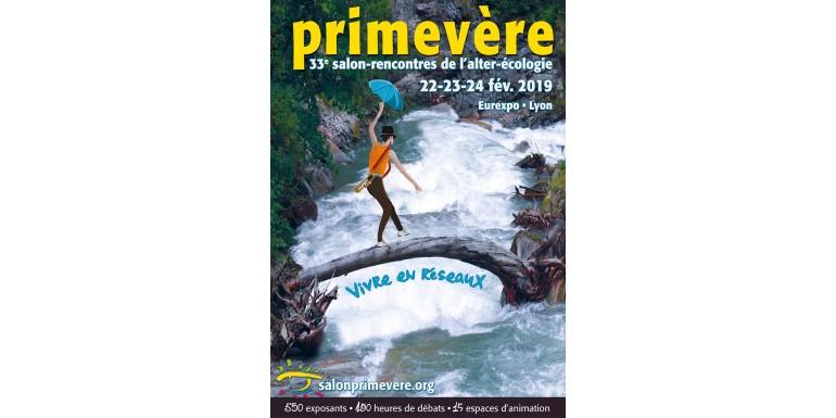 Salon Primevère Eurexpo Lyon 2019